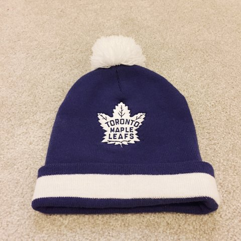 cc6cd5cddf8e81 @mrsteriyaki. 3 years ago. Wolverhampton, West Midlands, UK. Unworn Mitchell  & Ness Toronto Maple Leafs Hat/Bobble ...