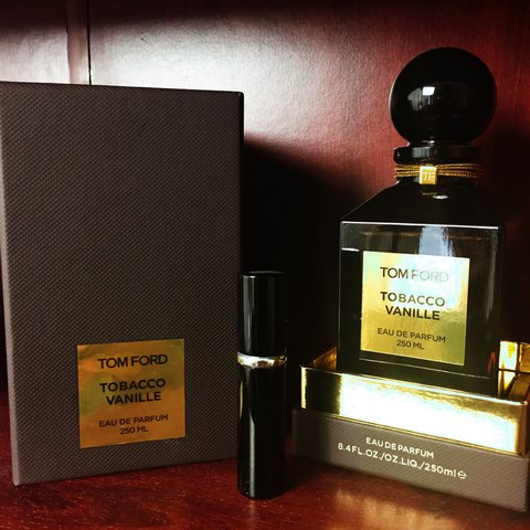Tom Ford Tobacco Vanille Edp Perfume Sample In 5ml Black Is Depop