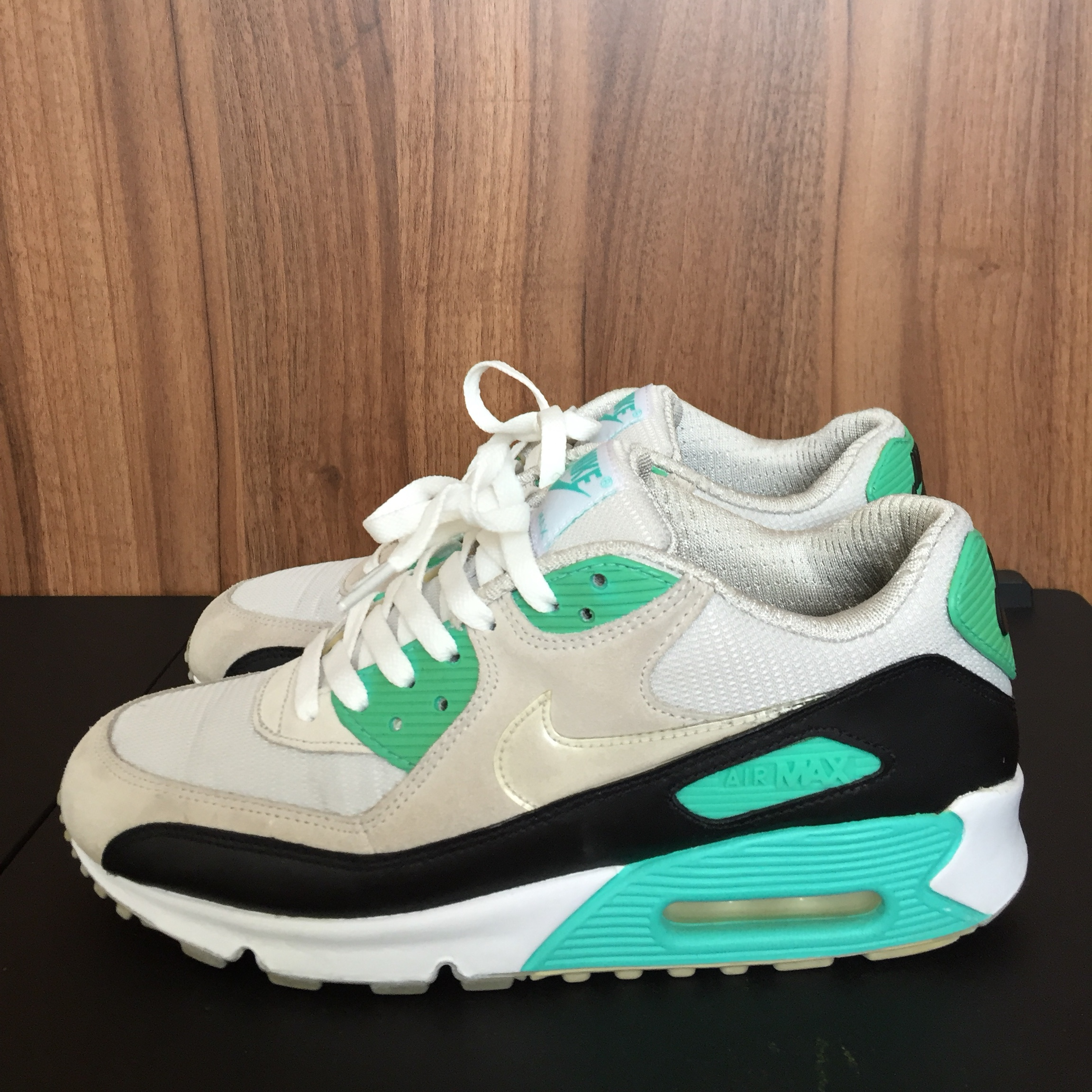 fresh max air '90 release from wmns Depop Nike mint Ybgy6vf7