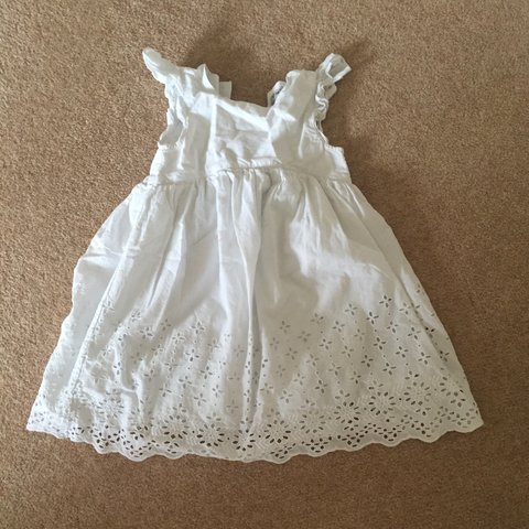 Clothes, Shoes & Accessories Cheap Price Girls Next Summer Dress Age 4