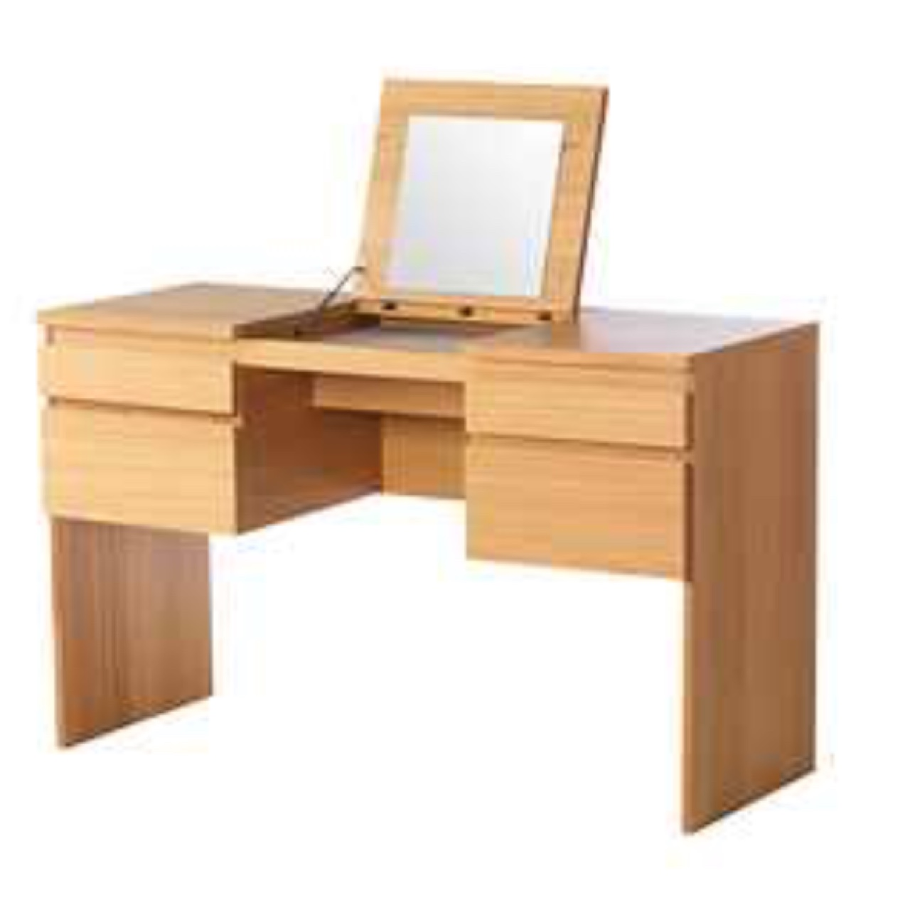 lowest price 0467e afd12 IKEA Ransby dressing table/ desk when lid is closed.... - Depop