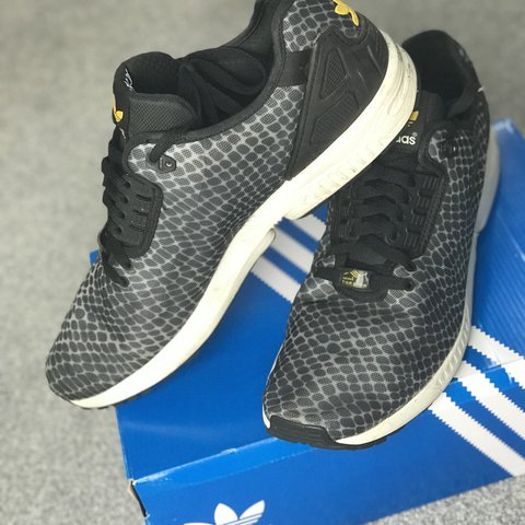 0e3f820d6493f Adidas ZX Flux🔥 Men s Size 13 1 2. ZX Fluc Decon. Worn 3 - Depop