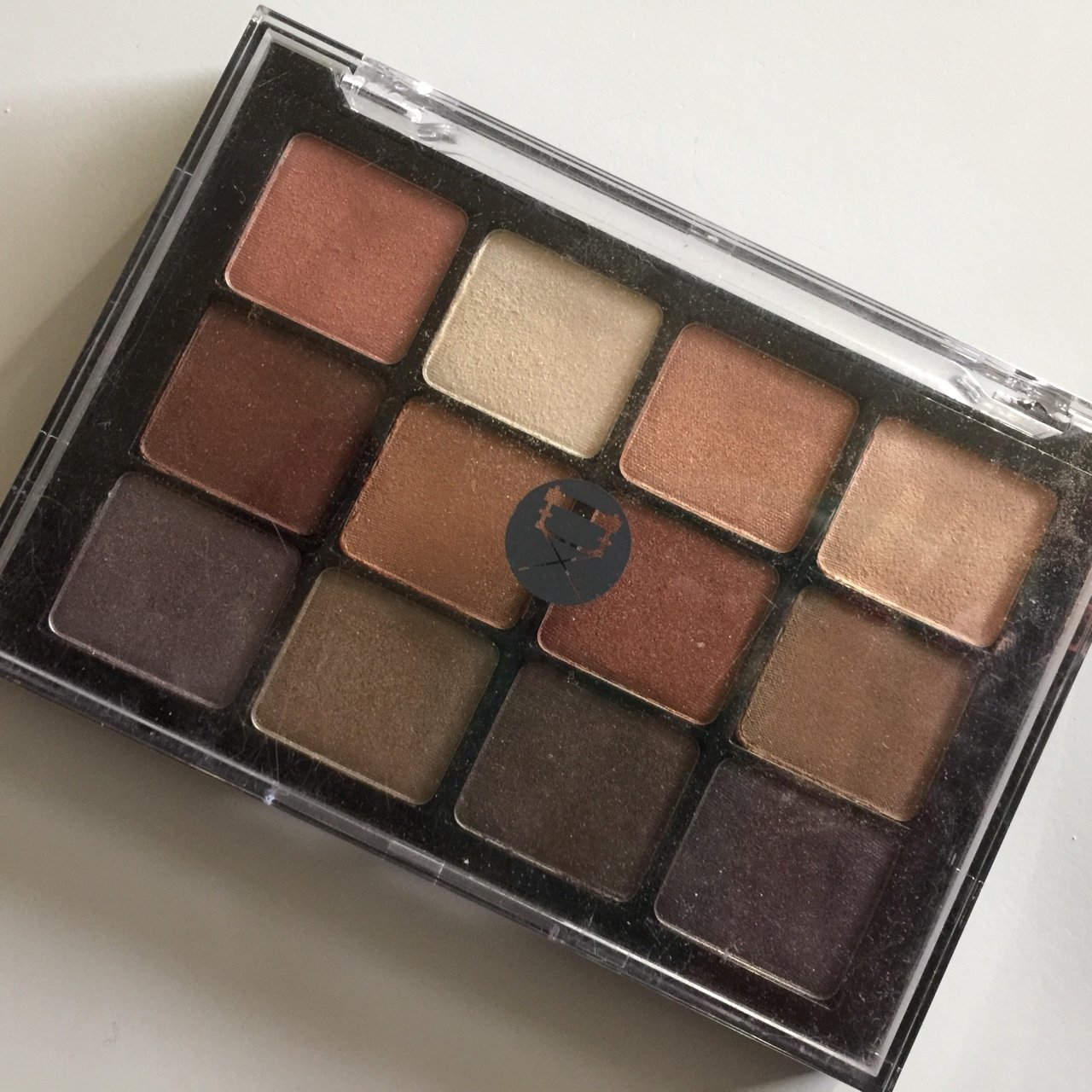 Viseart Paris Nude Used 4x Xooxox Such A Gorgeous Palette Depop 06 Nudes