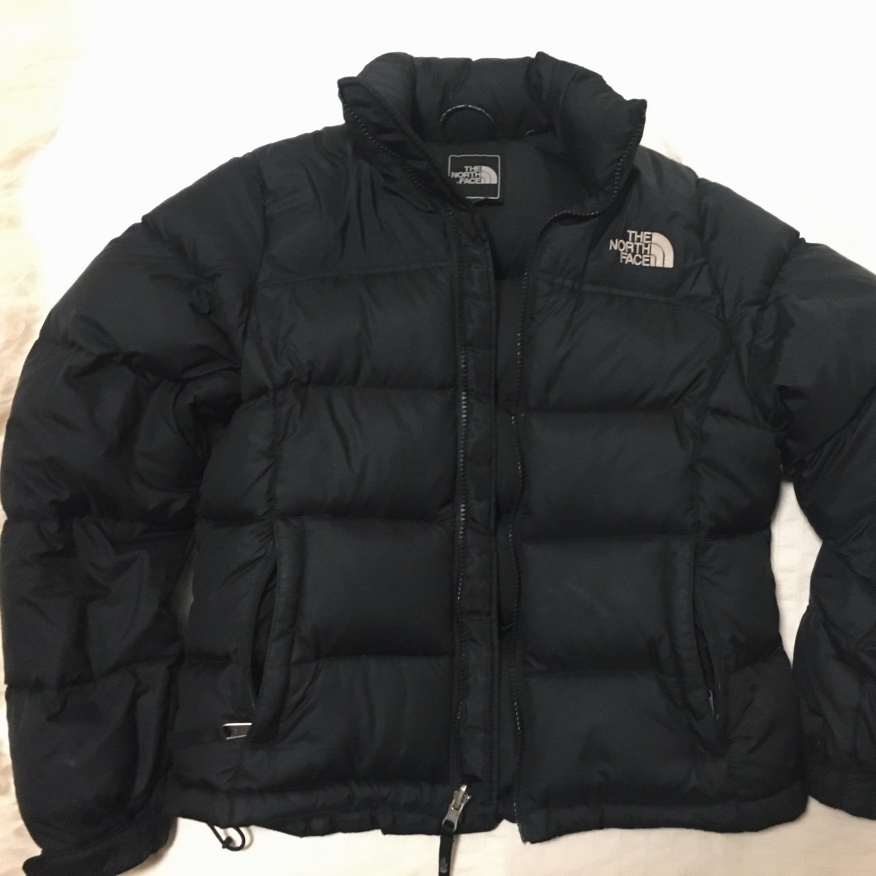 a43544dd3f Ladies The North Face Nuptse 700 puffer jacket ✨🌈 would fit - Depop