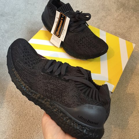 a63c7c9bc Adidas ultra boost uncaged size UK 6.5 brand new unworn sold - Depop