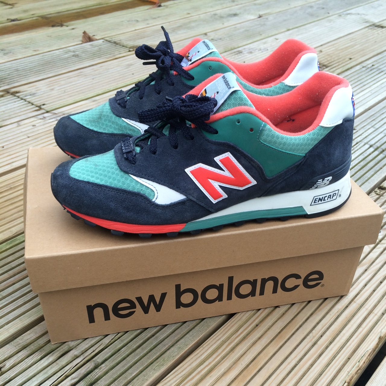 New Balance 577 'Seaside Pack' Made In