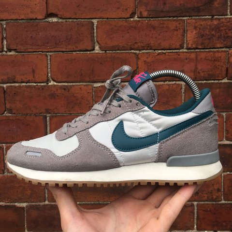 best loved ac3ac b861d  lukehood . 8 months ago. United Kingdom. Women s Nike Internationalist   Grey Blue Pink  Worn a ...