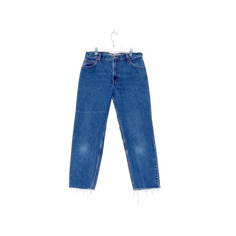 bce0f35f @blackmoonsky. 7 months ago. San Diego, United States. vintage LEVIS 550  550s levi jeans high waisted jeans mom jeans boyfriend jeans flattering  tapered ...