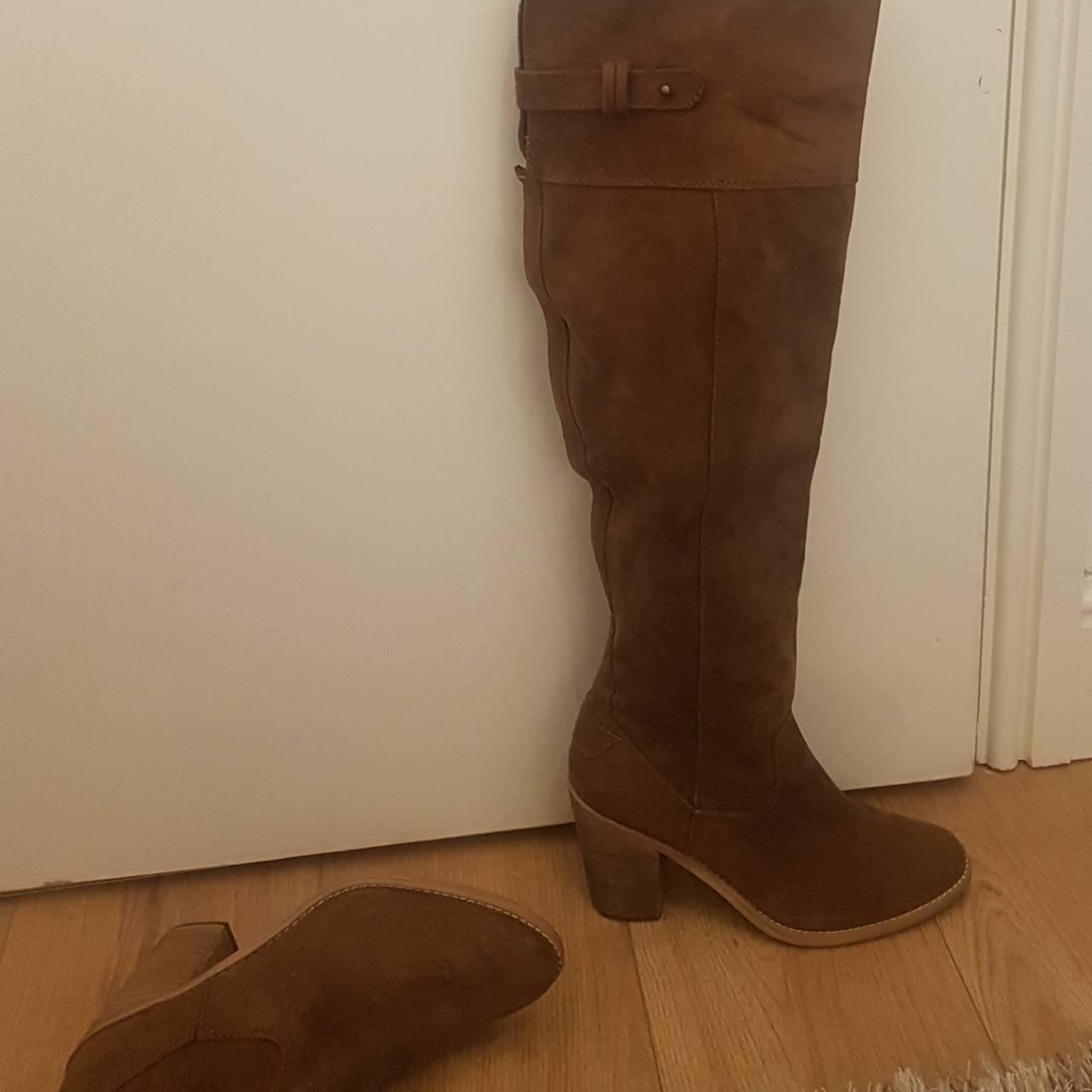 knee boots from Dorothy Perkins size
