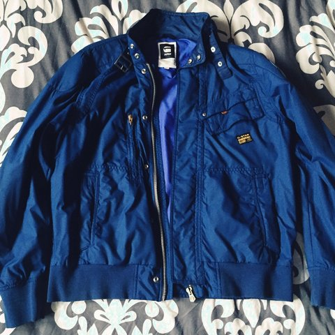 7349499e11d @mhumble. 4 years ago. Kirkcaldy, United Kingdom. Men's G-Star RAW  Sandhurst bomber jacket ...