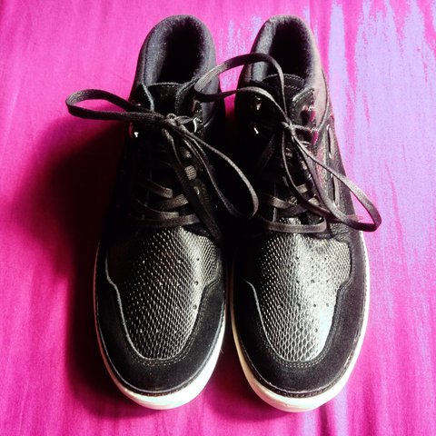 3a54a4018 Never worn black Ted Baker sneakers / shoes UK Size 8. Mixed - Depop