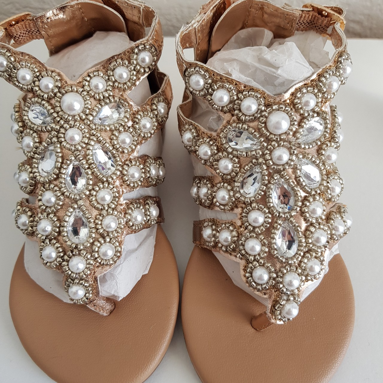 River island baby girl sandals size 5