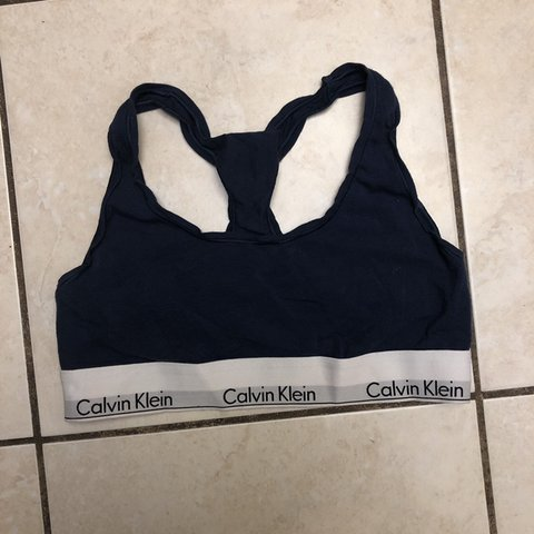 41012d27a85d @tatianatakim. 4 months ago. Los Angeles, United States. calvin klein  sports bra. brand new without tags, never worn. ...