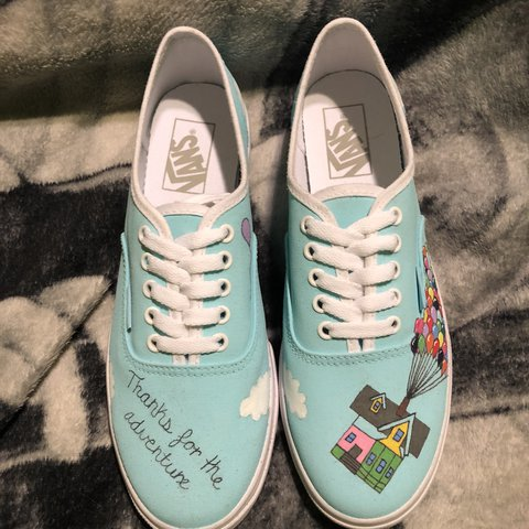 Up Custom For Depop The VansShow A This Love Movies Painted Your xEQCoeWrBd