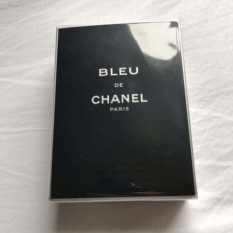 Bleu De Chanel 100ml Eau De Toilette New Still In Packaging Depop