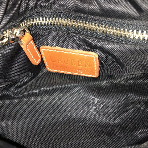 7e9f507e958e AUTHENTIC VINTAGE RALPH LAUREN FLAP HANDBAG! I just want to - Depop