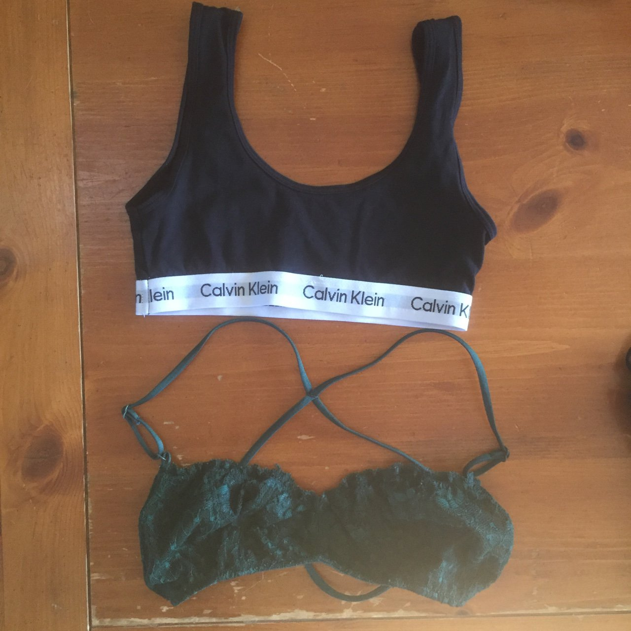 583ac93520ce4b Bralette bundle!! Calvin Klein and Free.  15. Free People lace bandeau  Bralette