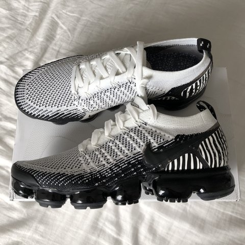 d423849e132a0 NIKE AIR VAPORMAX FLYKNIT 2 Sold out at Nike Zebra UK new - Depop