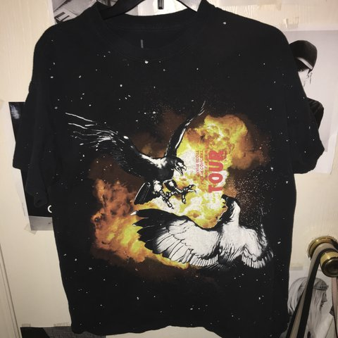 3634eb0cc66d Travis Scott birds in the trap sing McKnight shirt from his - Depop