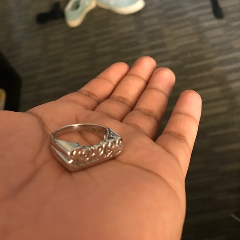a19a415dd04623 Ian Connor Revenge ring. Size 11 and just trying to sell it - Depop