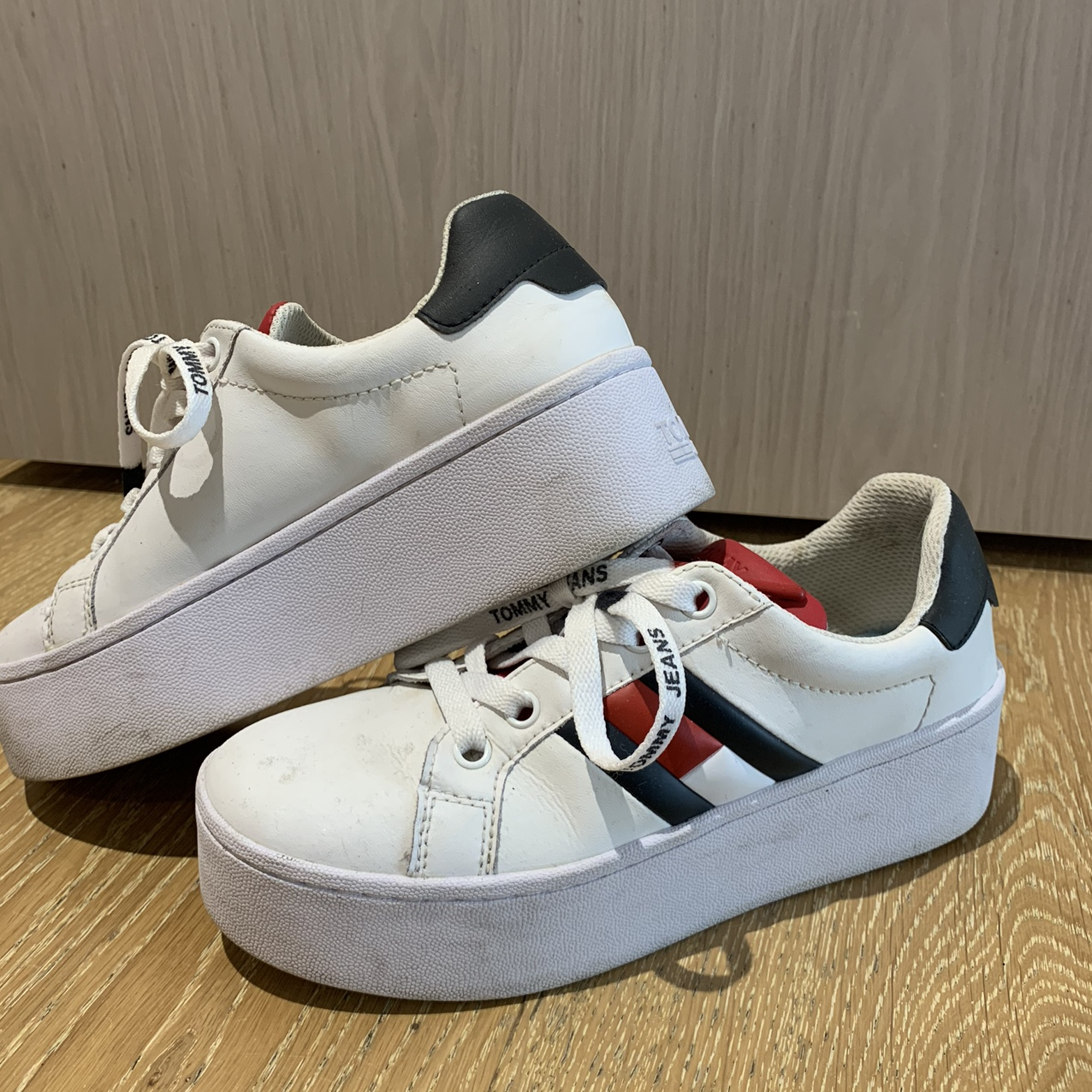 Tommy Hilfiger Icon Platform Sneakers
