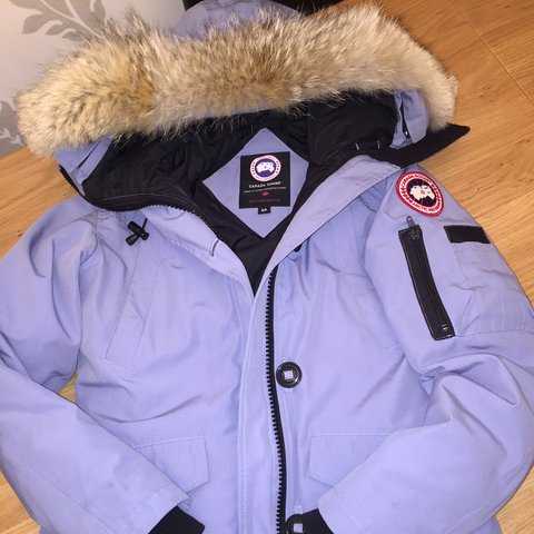 Ladies Canada goose montebello coat in limited edition Size - Depop 74d6ac243
