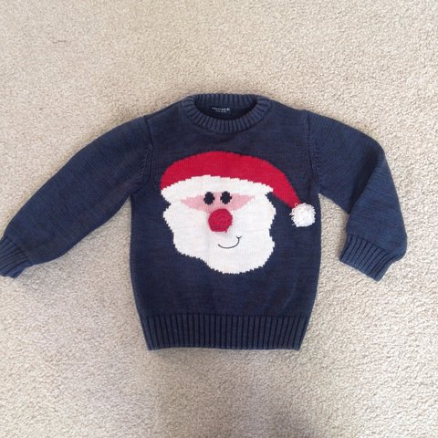 Next Christmas Jumpers.Listed On Depop By Kerryg85