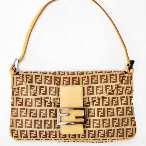 e9b3395ba8 @ontomywardrobe. 4 months ago. Milano, Italy. Fendi baguette bag, pre-owned  in perfect conditions. Small size.
