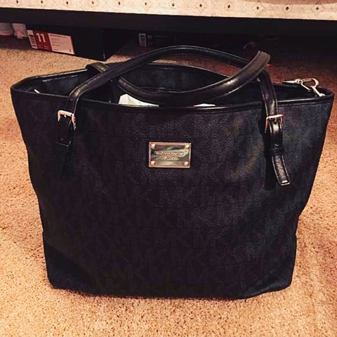 766e4777125bb3 Michael Kors Diaper bag. Brand new without tags. Bought for - Depop