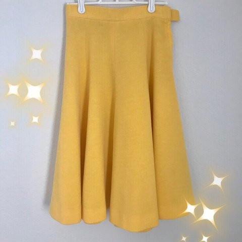 2975915a4f2  radicalrileyy. 6 months ago. United States. Long vintage 50s yellow skirt!