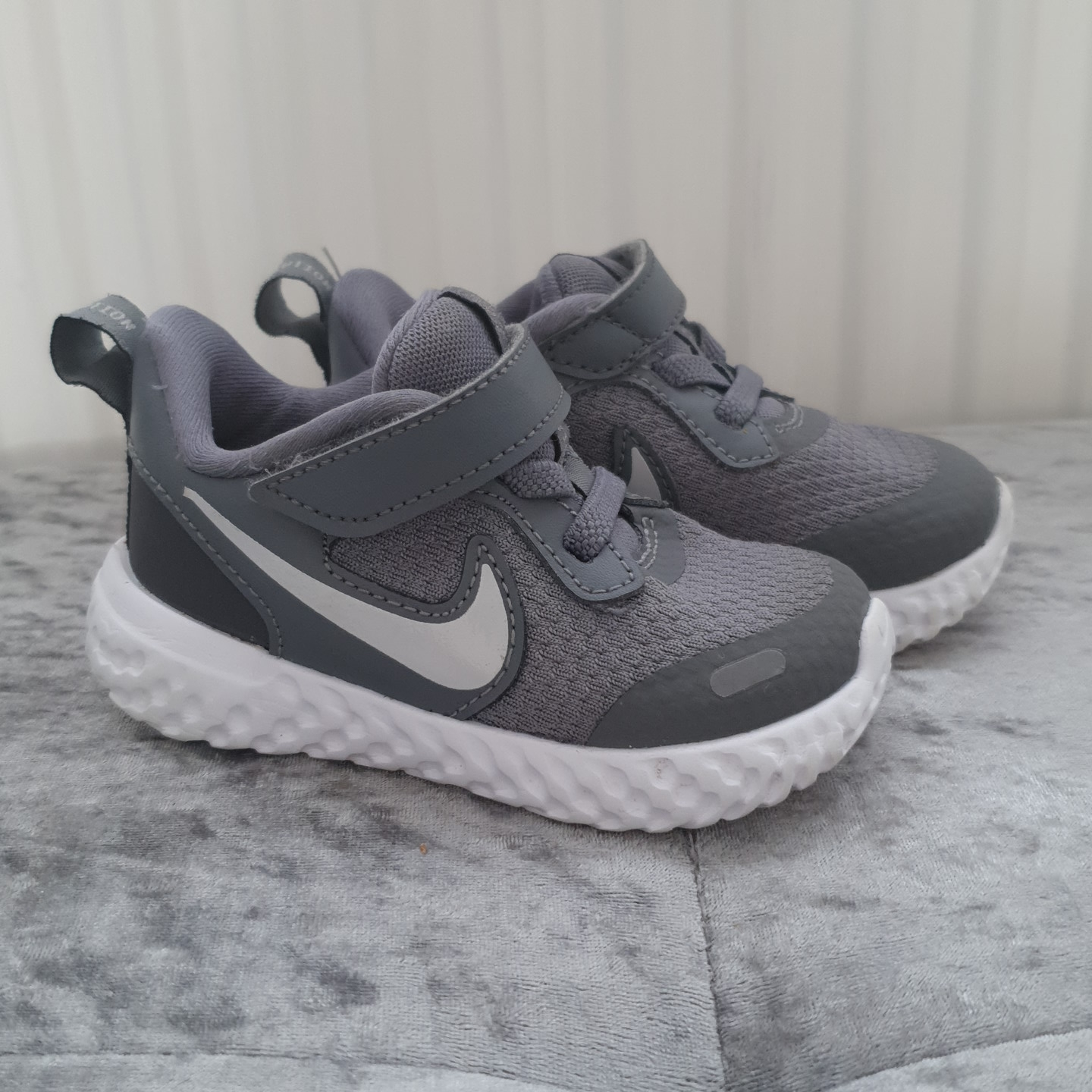 Infant nike trainers uk size 4.5. Only