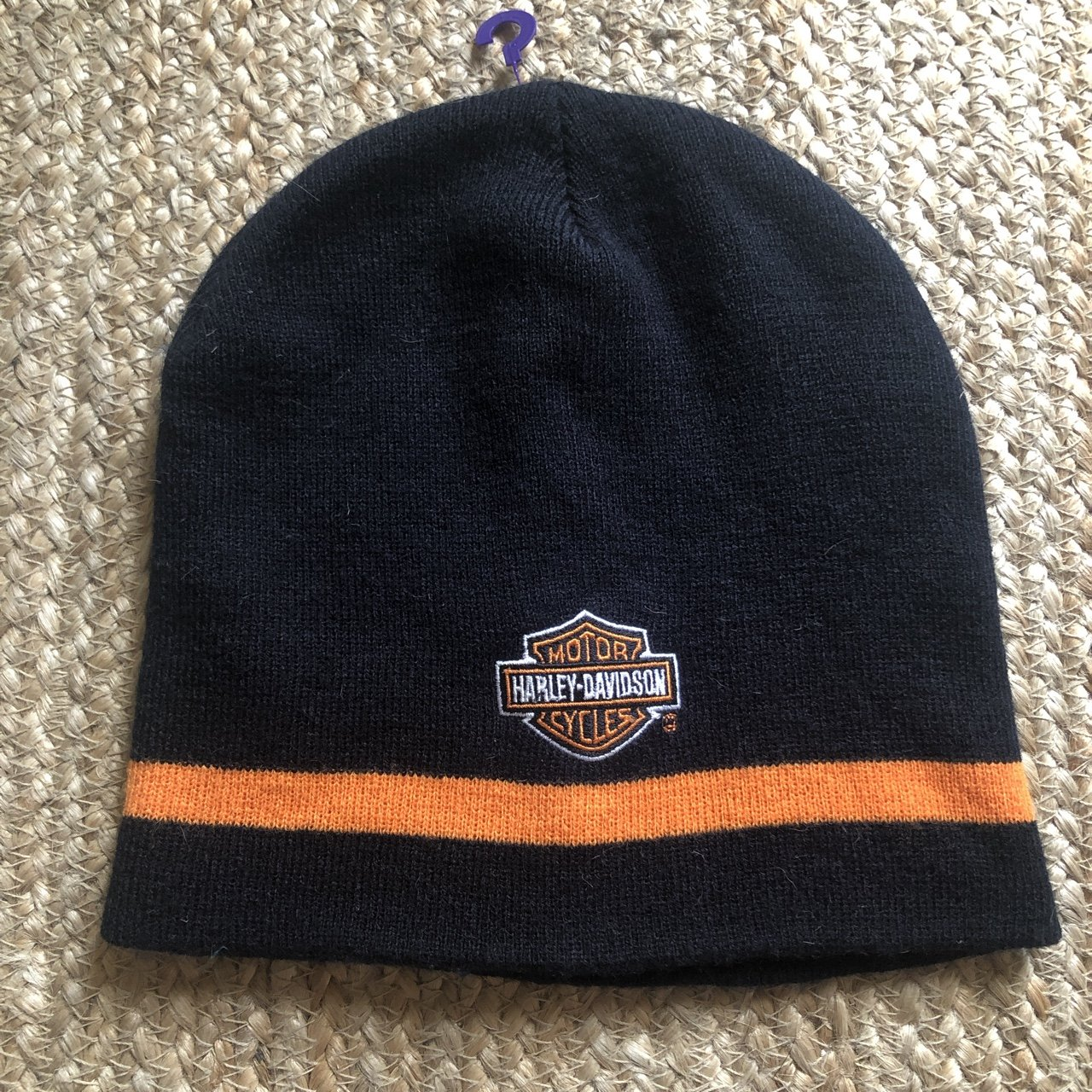 Harley Davidson Beanie NWOT Unisex Shipping included 31faf5242d41