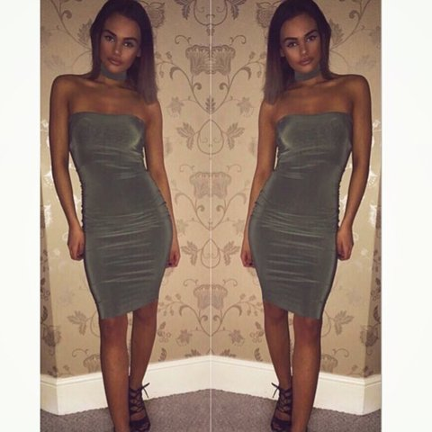 e683dfcad7 Bandeau tube dress. Handmade to order. Comes complete with - Depop