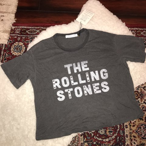 Limited Edition Rolling Stones Tee From Daydreamer La From Depop