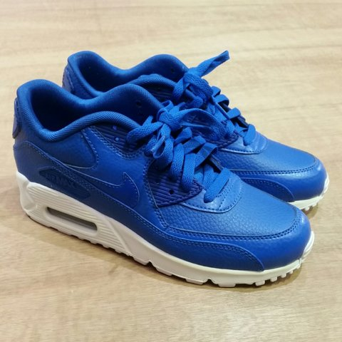 finest selection 756ce 26b49  lockdownvintage. 3 years ago. Sleaford, Lincolnshire NG34, UK. Nike air  max 90 royal blue ...