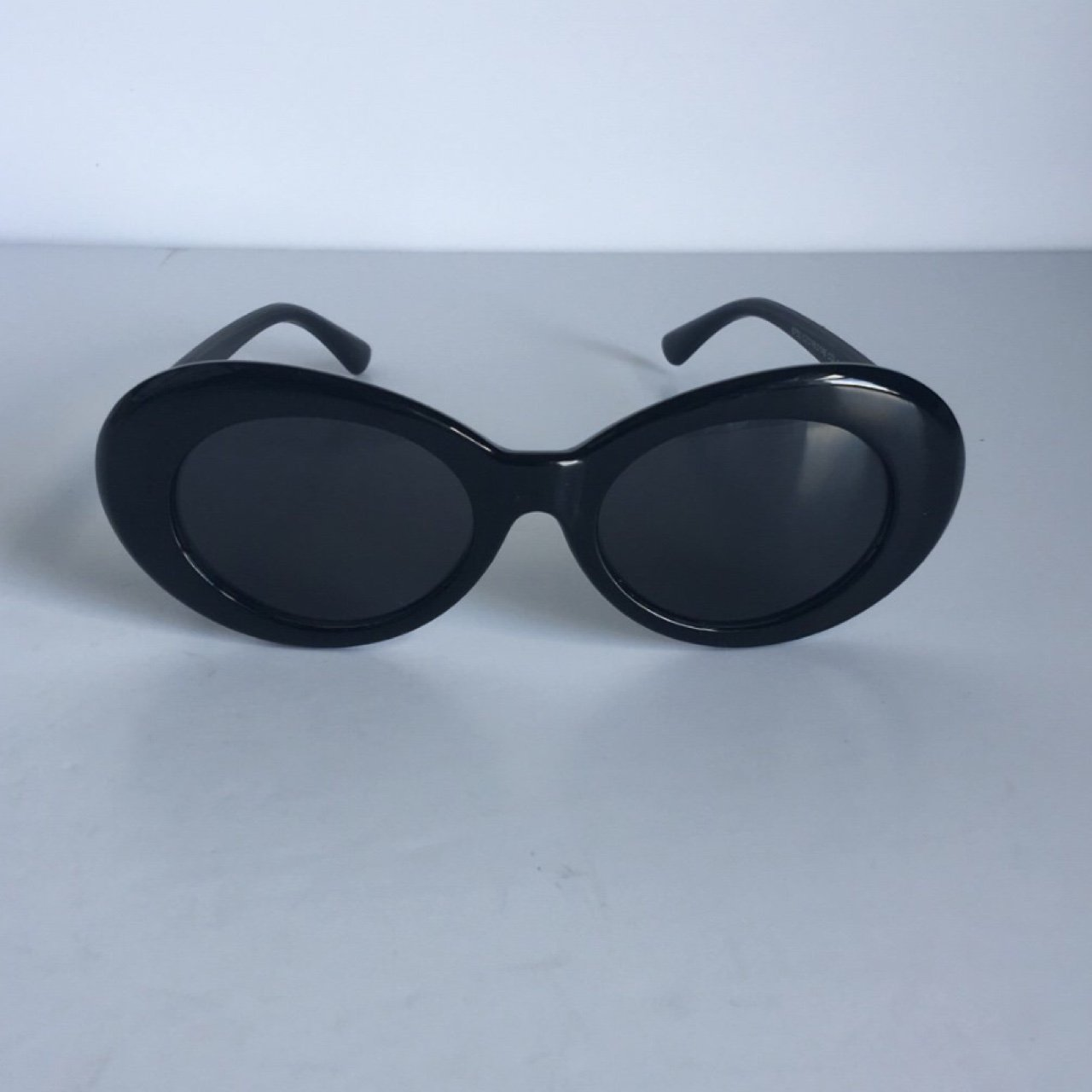 1be77afb6e0 All black Clout goggles. Stay on trend with these peng ( in - Depop