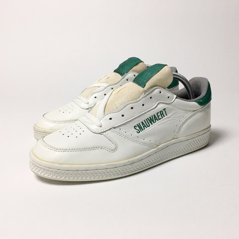 finest selection f6bef 85576 Vintage Snauwaert Sample Tennis Shoes Size - 0