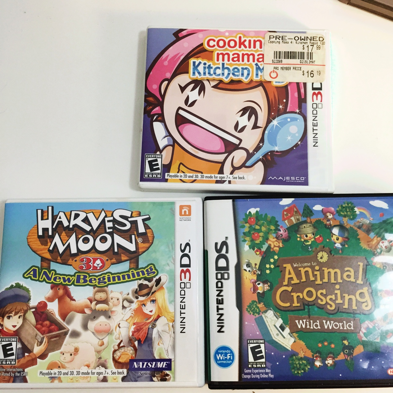 Cooking Mama 4 Kitchen Magic 3ds Available All Depop