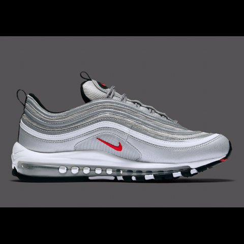 best service c2a5d 08e92 haydd. last year. London Borough of Bromley, UK. Nike Air Max 97 silver  ...