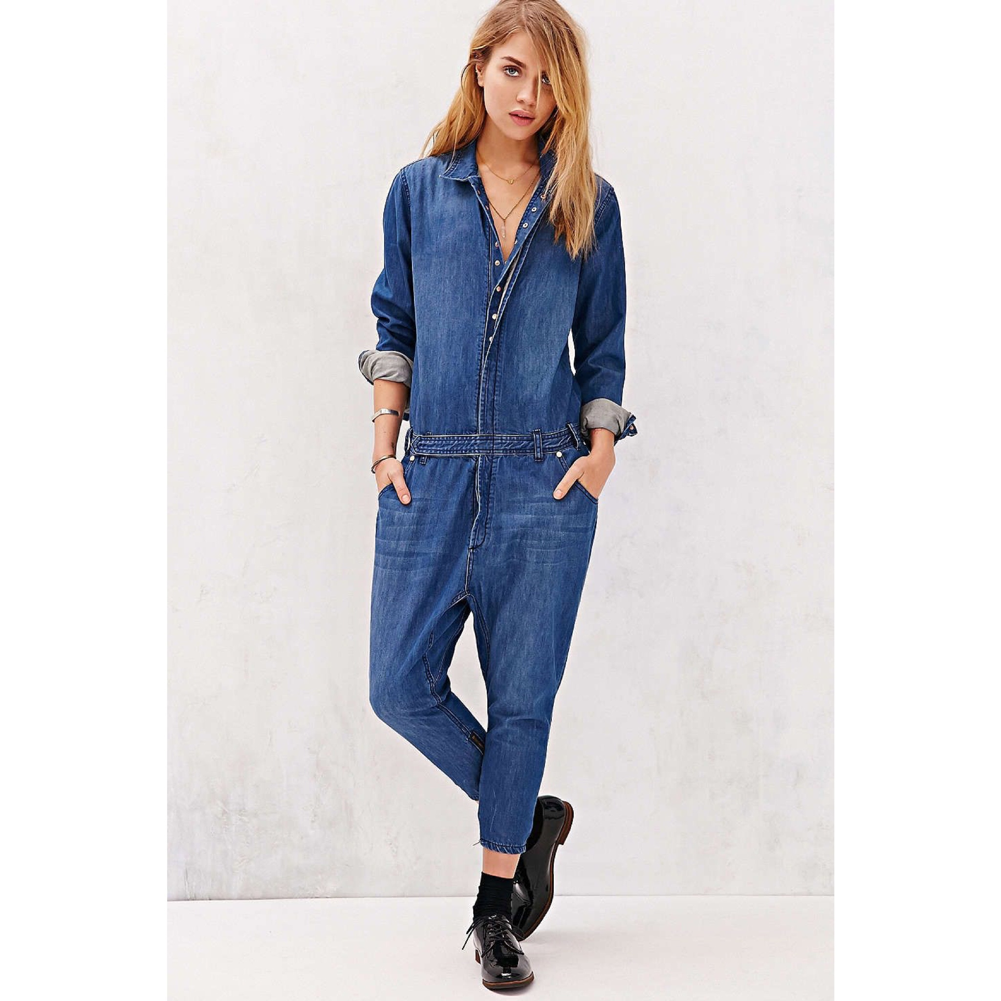 diversified latest designs top-rated free delivery One Teaspoon Denim Utility Jumpsuit 🦋🌎 This baby is... - Depop