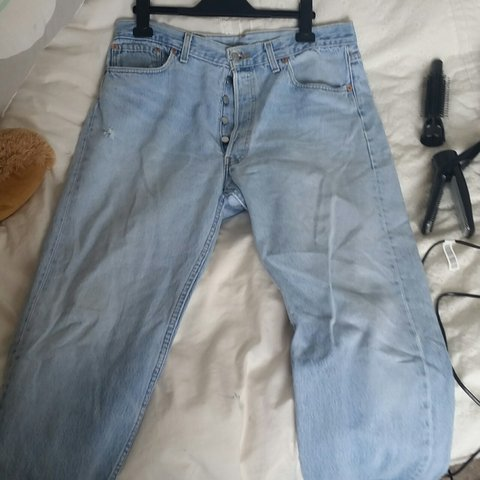 d9274ba5 Selling these vintage levi mom jeans, size 14 ☺ never been ! - Depop