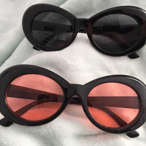 7108654cc7 round sunglasses never worn! Very similar to the acme Have - Depop