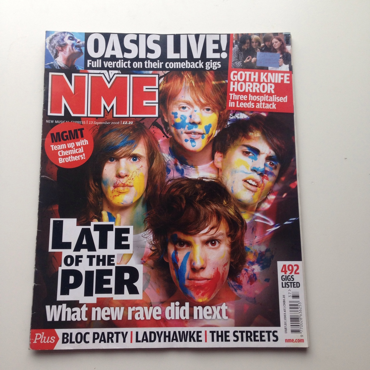 NME dating