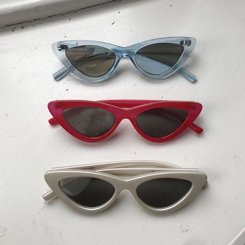031b42ab403ce Selling my small collection of adam selman x le specs last a - Depop