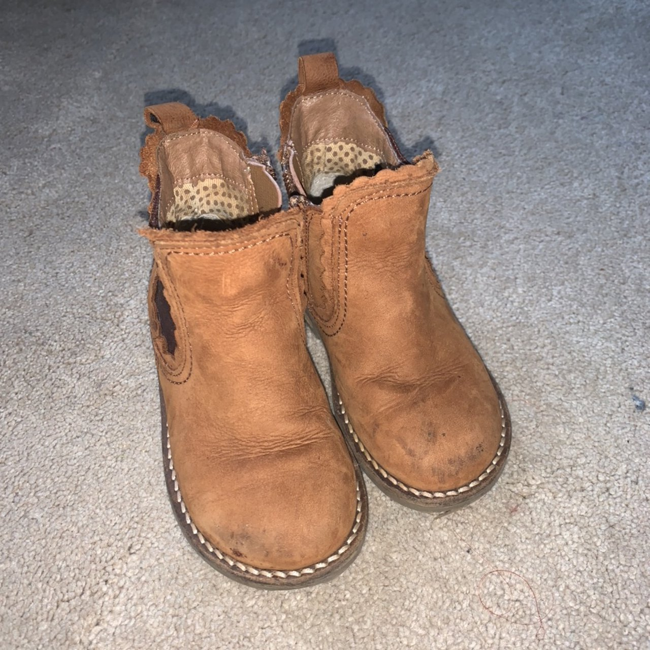 Girls Chelsea boots Next infant size 6