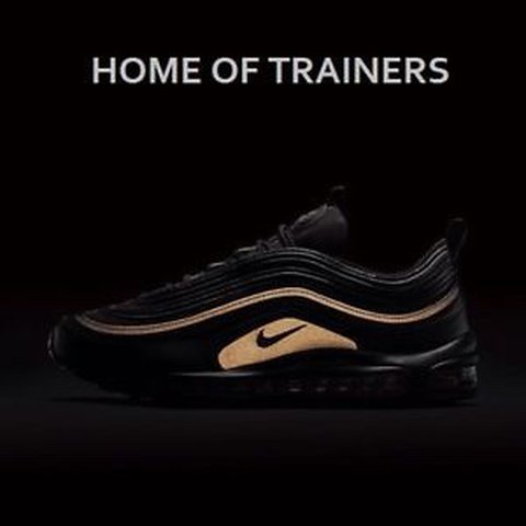 finest selection 8a88e 9391a  ojsthings. last year. Cobham, United Kingdom. Nike Air Max 97 Premium SE  Trainers.