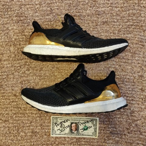 Adidas Ultra Boost 2.0 Gold Medal Size US11 UK10.5 EUR 45 in - Depop 7bf14fb89