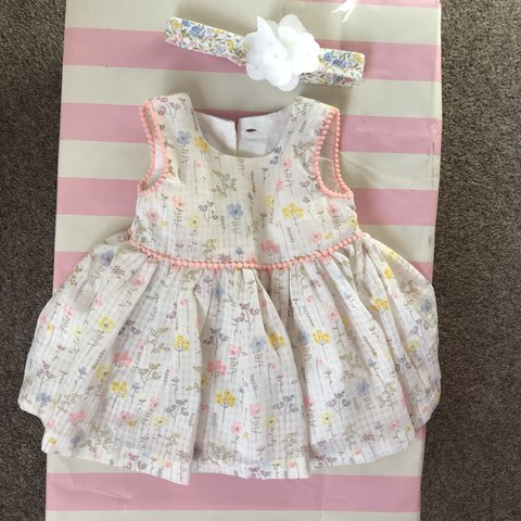 Baby Immaculate ???? Dresses Baby Girl Summer Dress 0-3 Months ???