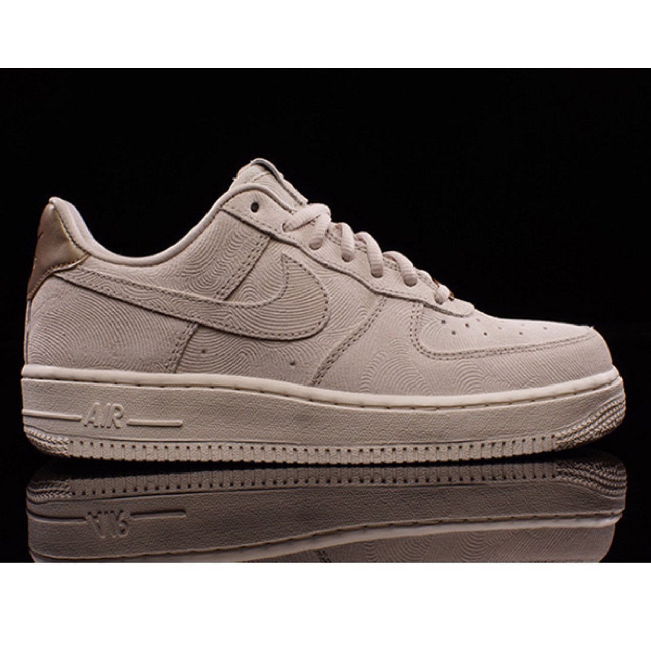 Nike Air Force 1 size uk 4 (us 6.5) women s Premium Suede in - Depop ff1b062007
