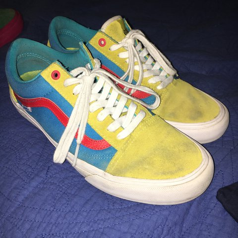 fee6f45276 GOLF WANG TYLER THE CREATOR 2015 VANS SYNDICATE CHERRY BOMB - Depop